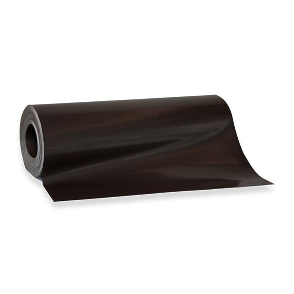 Magnetic Sheeting - Black | 620mm x 0.8mm | PER METRE