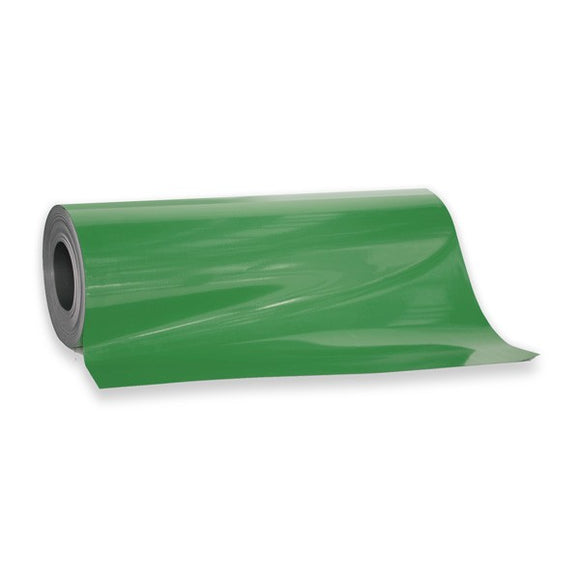 Magnetic Sheeting - Green | 620mm x 0.8mm | PER METRE