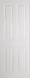 4 Panel Door (Smooth/Grained)