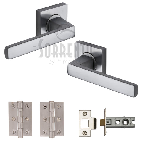 Axis Satin Ironmongery Pack