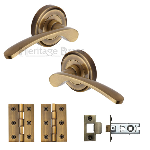 Sophia Round Antique Ironmongery Pack
