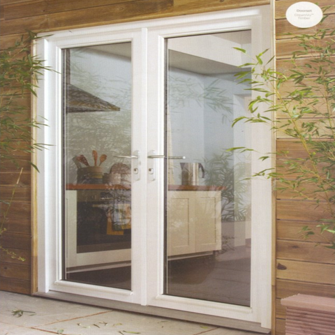 Jeldwen dream vu external french doors q doors for External double doors and frames