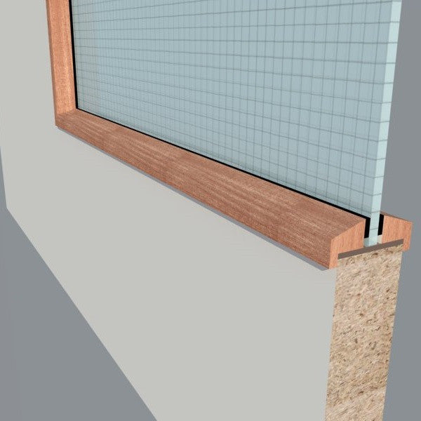 Hardwood Glazing Bead Fd30 Q Doors