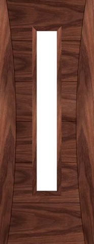 Kensington Walnut Glazed Door