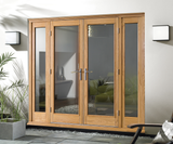 2390mm wide option with sidelights.