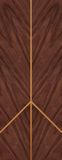 Valencia Walnut Door