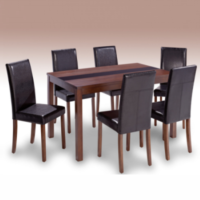 Ashleigh full set q doors for Ashleigh dining set