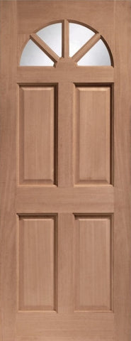 External Hardwood Carolina Door