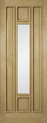 Chatsworth External Oak Door