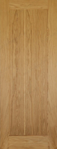 5 Panel Oak Country / Mexicano / Ely Door