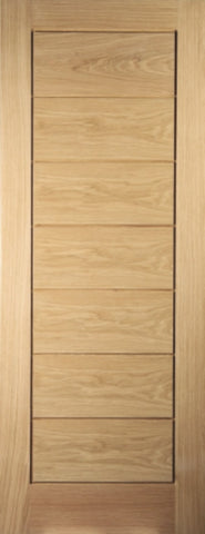 Jeldwen Cottage Horizontal Oak Door