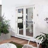 Jeldwen Darwin Hardwood External French Doors