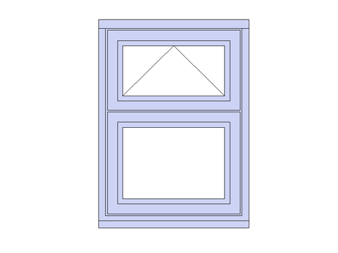 Elegance Window with Vents