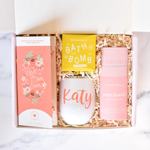 Deluxe Treats for Mom Gift Box