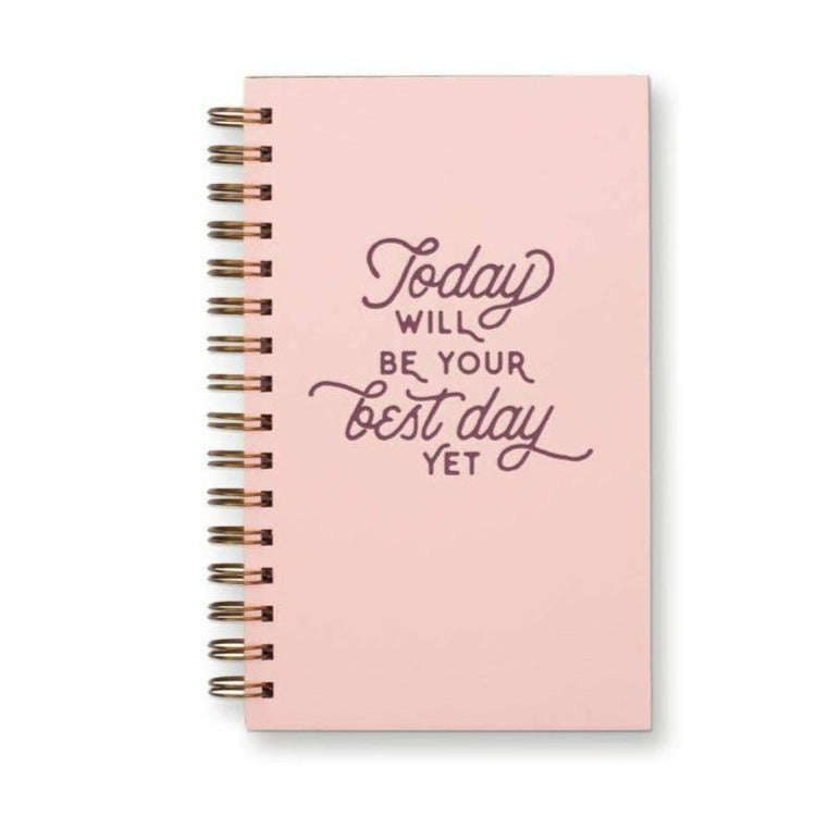 Best Day Yet Planner - box babe gift co.