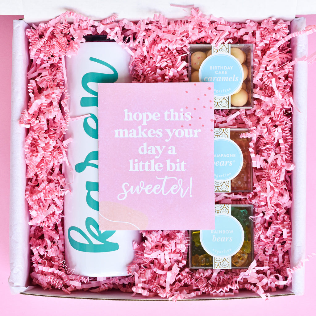 Sweeter Day - box babe gift co.