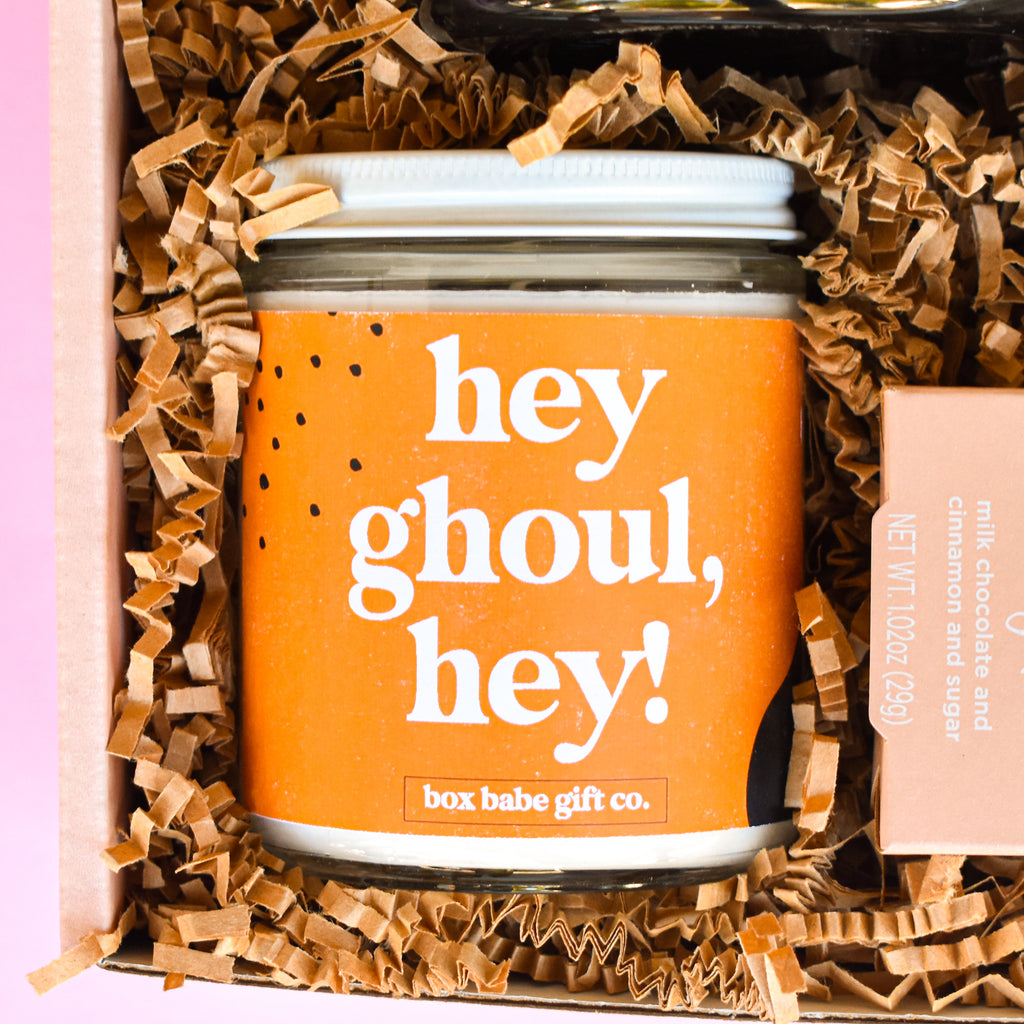 Hey Ghoul, Hey! Candle