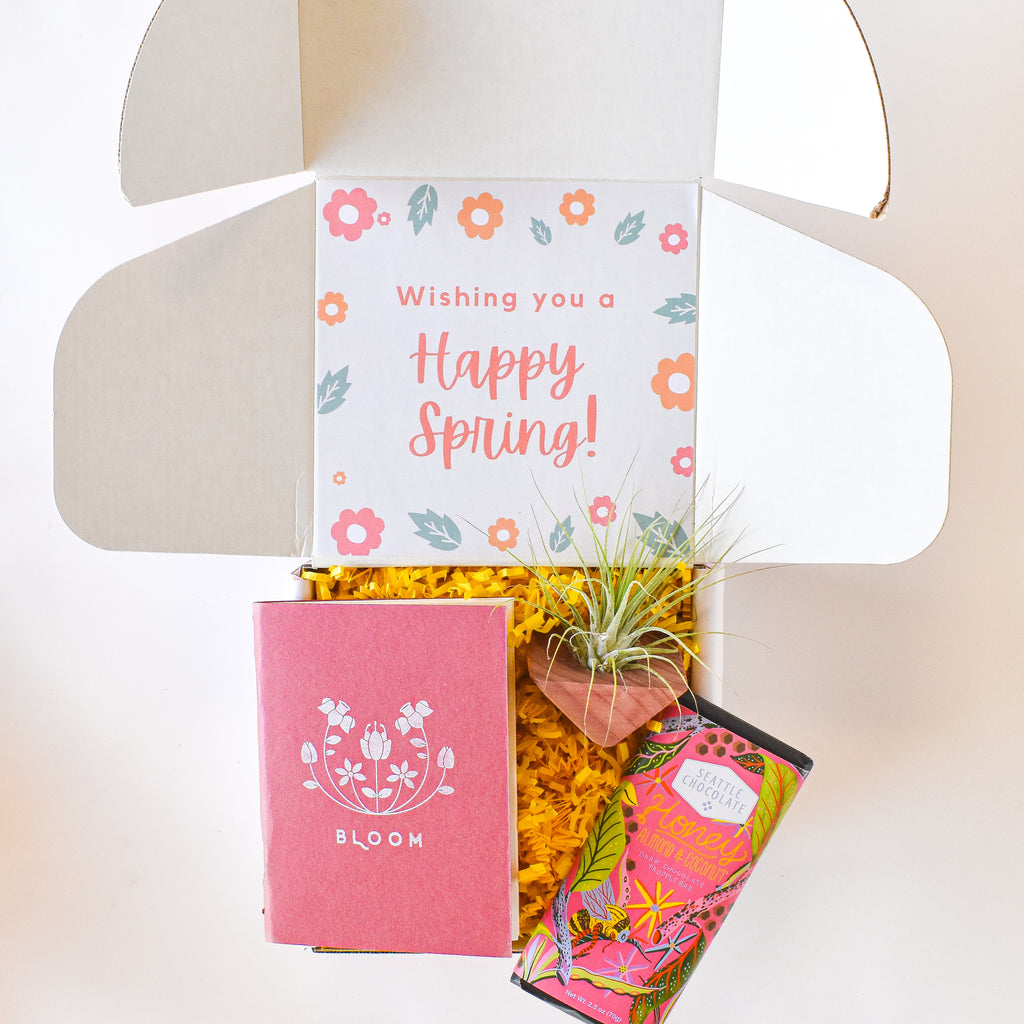 Happy Spring - box babe gift co.