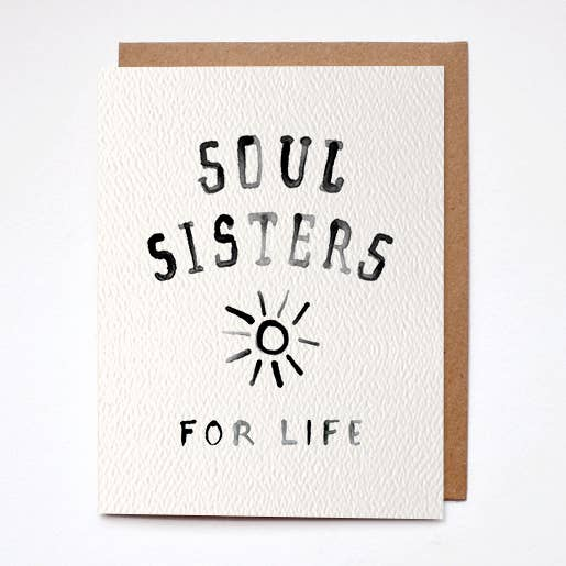 Soul Sisters - box babe gift co.