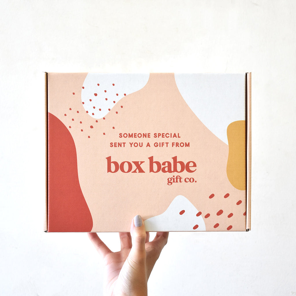 Self-Care 1 - box babe gift co.