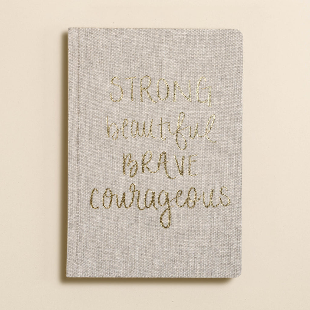 Strong Journal - box babe gift co.