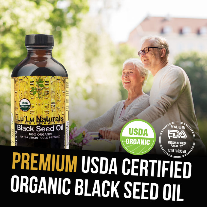 ORGANIC BLACK SEED OIL - BEST FROM NATURE JUST FOR YOU