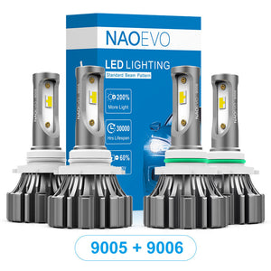 NF_9005+9006-LED Headlight Bulb-Featured Image