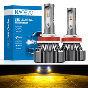 NF_H11Y-LED Headlight Bulb-Featured Image