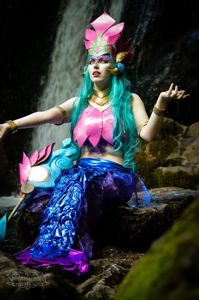 River Spirit Nami Cosplay Prints