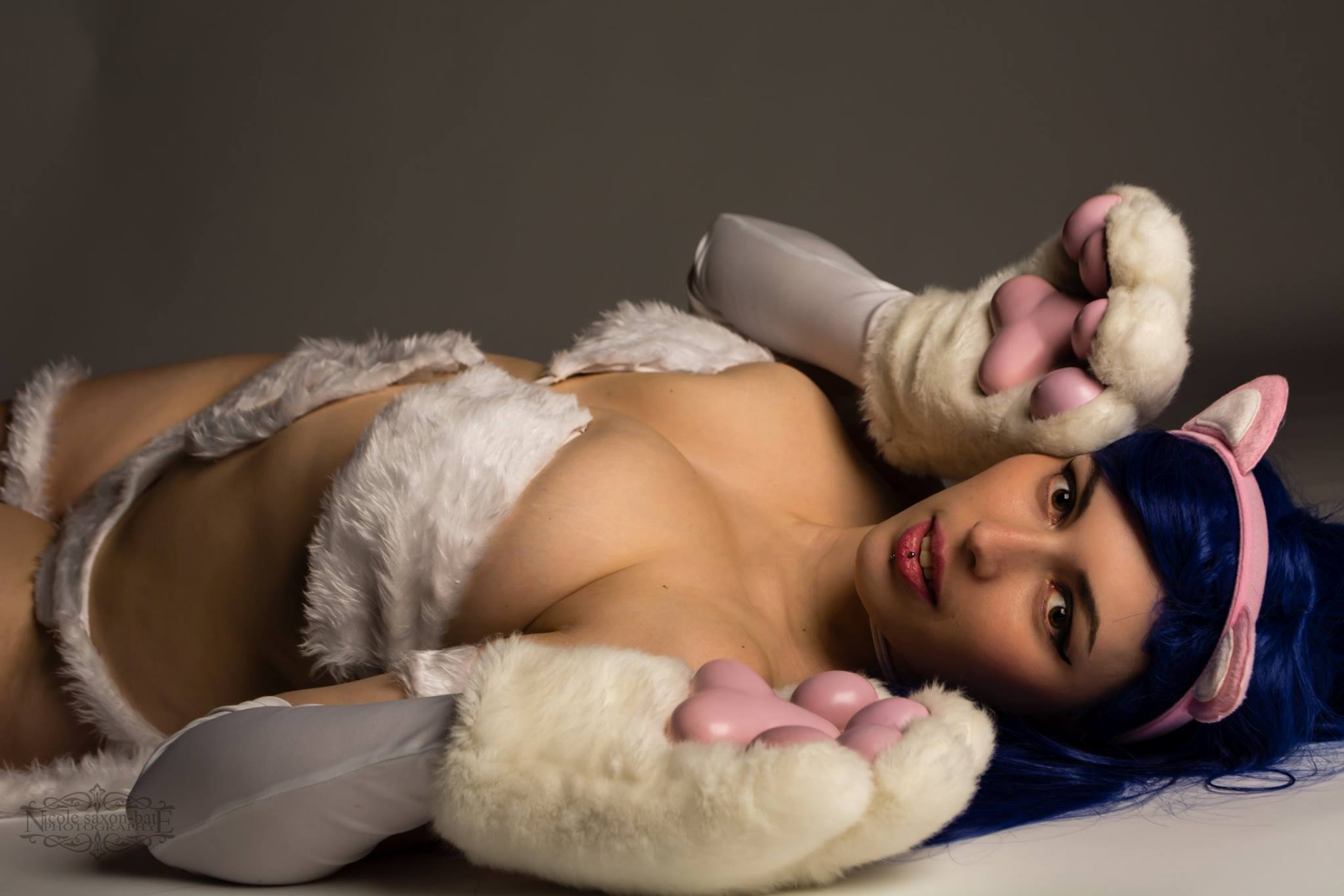 Felicia Darkstalkers Cosplay Prints