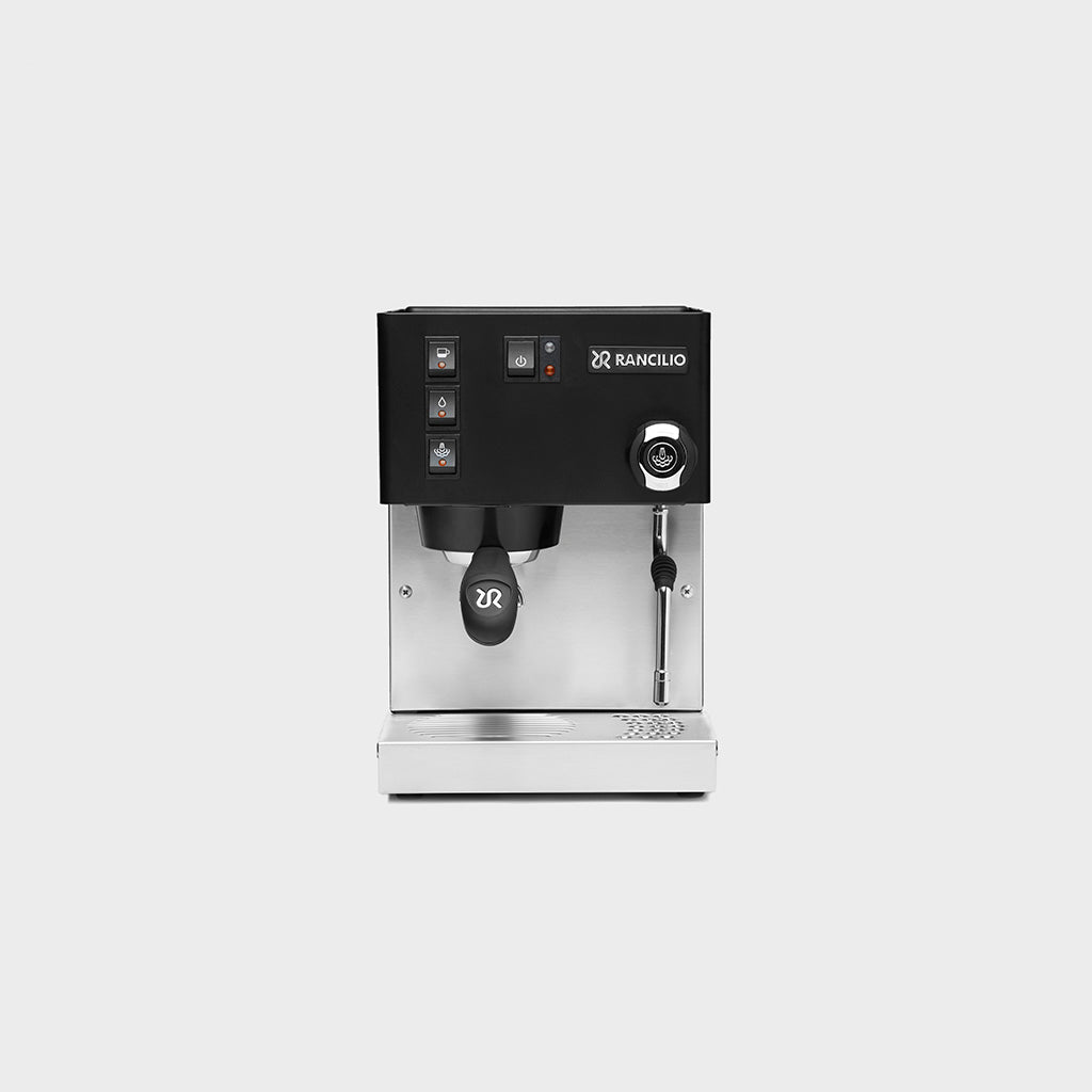 Rancilio Silvia Limited Black Edition Espresso Machine with PID