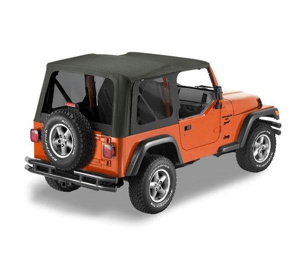Bestop Sailcloth Replace-A-Top for 2003-2006 Wrangler (Except Unlimited)