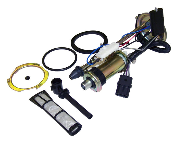 Crown Automotive Fuel Sending Unit Jeep Wrangler (YJ) (1987-1990) w/ 2.5L fuel injected engine; with 15 Gallon Tank w/pump