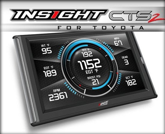 Edge Products Insight CTS2 for Toyota