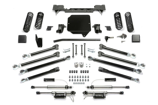Fabtech 5″ Crawler Lift Kit w/ Dirt Logic 2.25 Resi Shocks