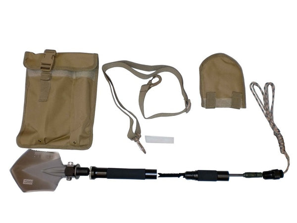 Engo Multifunction Shovel Survival Tool