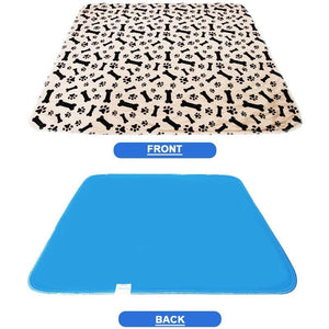 #petproducts2u Fast Absorbing Reusable Pet Cat/Dog Pee Pad Training