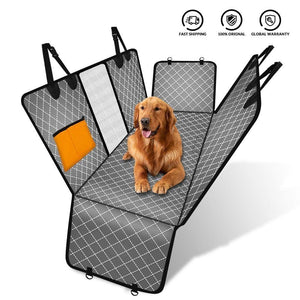 #petproducts2u Dog Car Seat Cover Travel Accessories