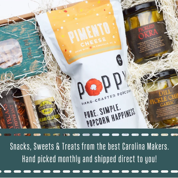 SOUTHERN PROVISIONS - MONTHLY SUBSCRIPTION BOX