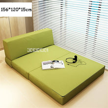 Load image into Gallery viewer, N826 Living Room Modern Simple Sleeping Bed Tatami Sofa Chair Comfortable Multifunction Washable Lazy Sofa Sponge Foldable Sofa