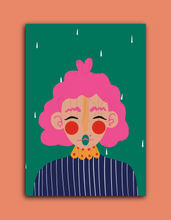 Load image into Gallery viewer, 'Lola' A6 Greetings Card