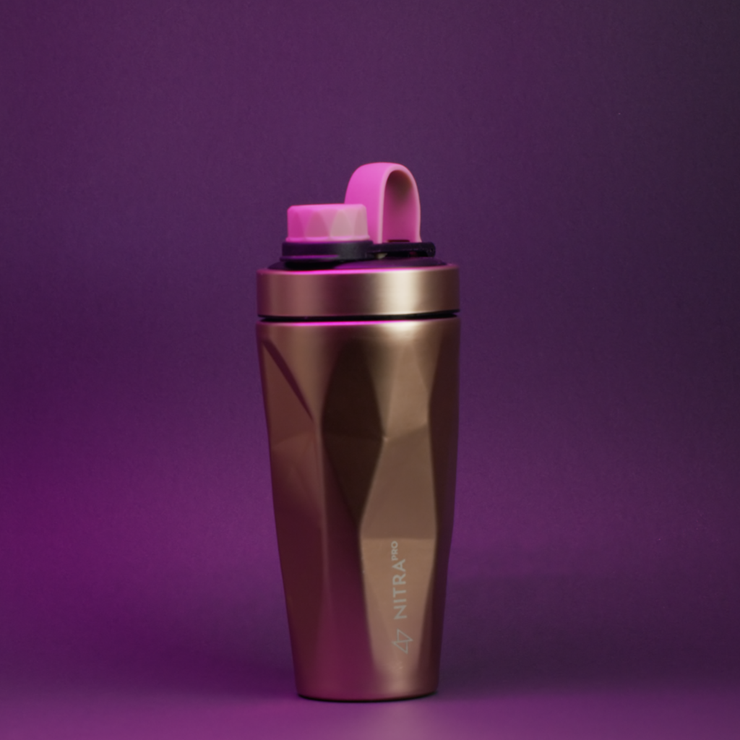 NitraPro Bottle - Rose Gold - NitraPro