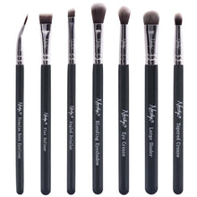 Load image into Gallery viewer, Nanshy Eye Brush Set Black