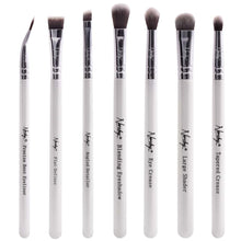 Load image into Gallery viewer, Nanshy Eye Brush Set White