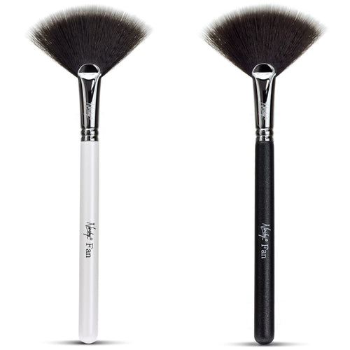 Fan Makeup Brushes