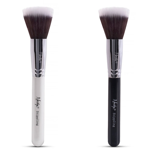 Stippling Makeup Brush duo-fibre