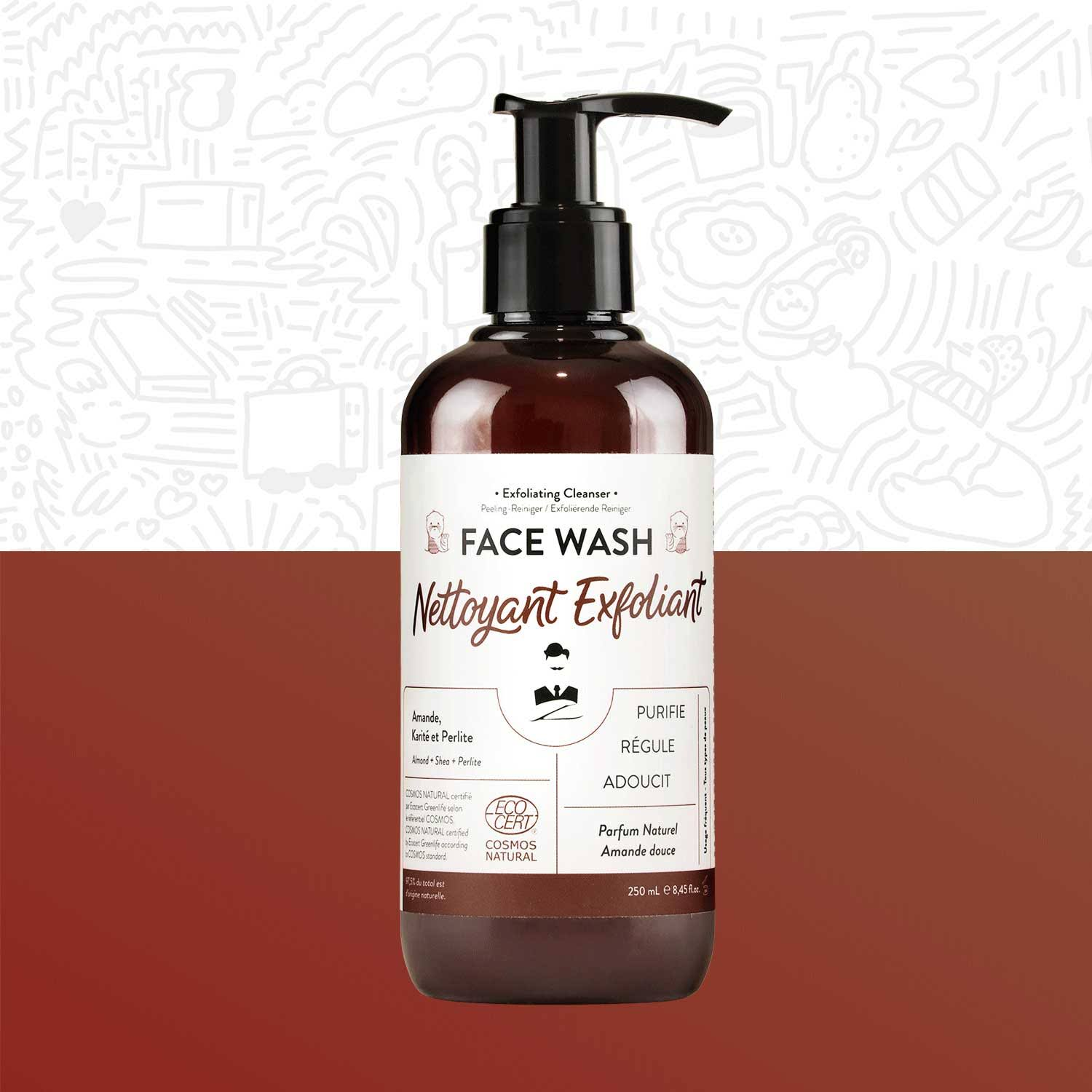 Monsieur Barbier I Face Wash