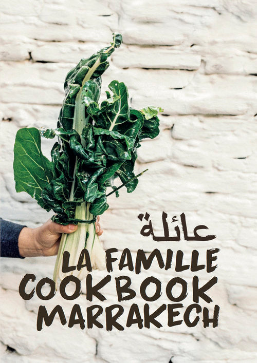 Toc Toc Toc Editions I Cookbook La Famille Marrakech