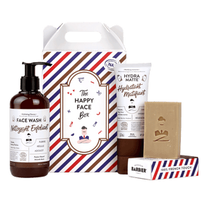 Monsieur Barbier I Coffret Happy Face