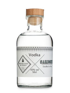 Vodka Carbone I Distillerie de Paris